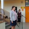 Fő támogatónk, a BD Hungary Kft. képviselője